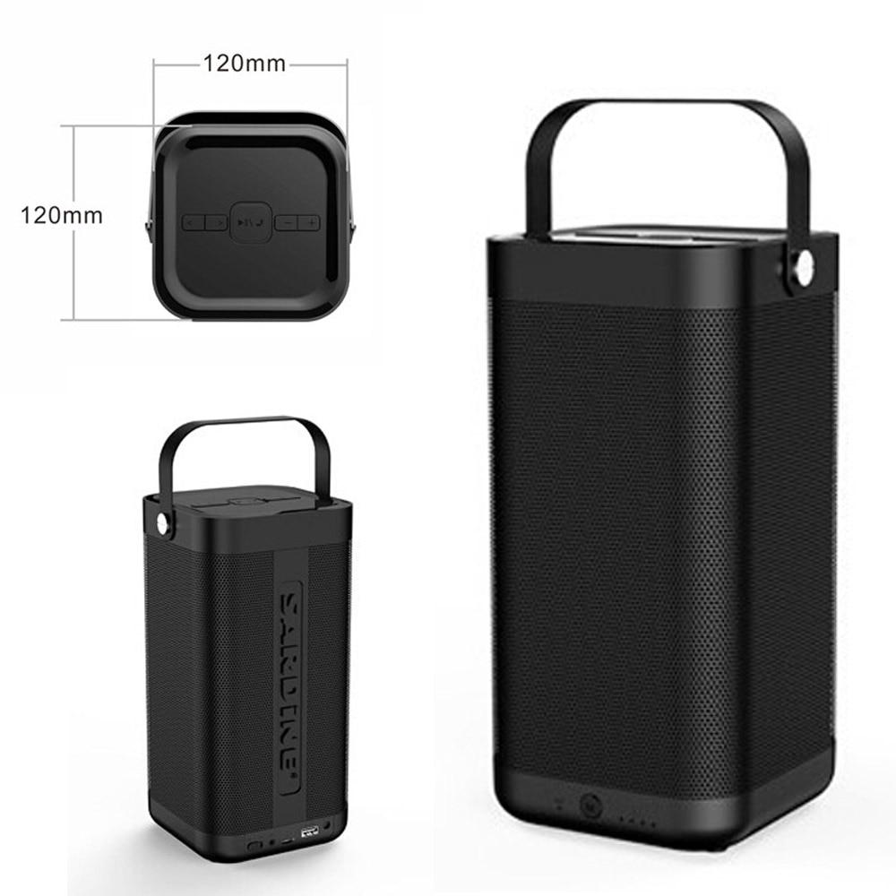 16W Big Power Outdoor Loudspeakrs Wireless Bluetooth Speaker Home ...
