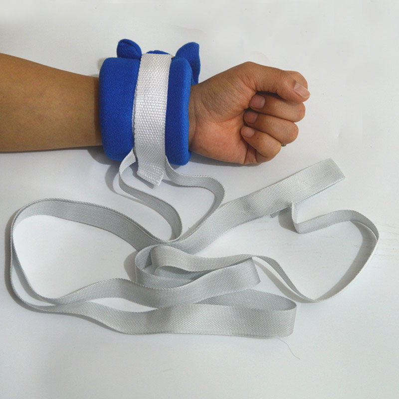 1PC New Fashion Medical Limbs Restraint Strap Patients Hands And Feet Limb Fixed Strap Belt For Elderly Mental Patient Use