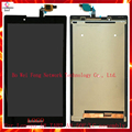 High Quality LCD DIsplay + Touch Screen Digitizer Assembly For Lenovo Tab 2 A8-50F A8-50F/LC Free Shipping + Tracking