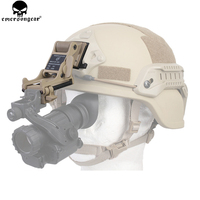 EMERSON Helmet Night Vision Holder EmersonGear Helmet Mount Shockproof Helmet Arm Mount Helmet Accessories PVS 14 PVS 7 EM3281