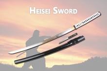 Japanese Katana Folded Steel Samurai Sword Real Sharp Hand Forged Weapons Tanto Swords Replicas