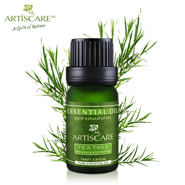 powerful acne remover! 100% Pure tea tree essential oil for acne treatment and Remove whelk shrink pore face care tea tree oil