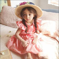 2018 Summer New Style Baby Clothing Girl Dress Little Girl S Korean Style Summer Baby Girl