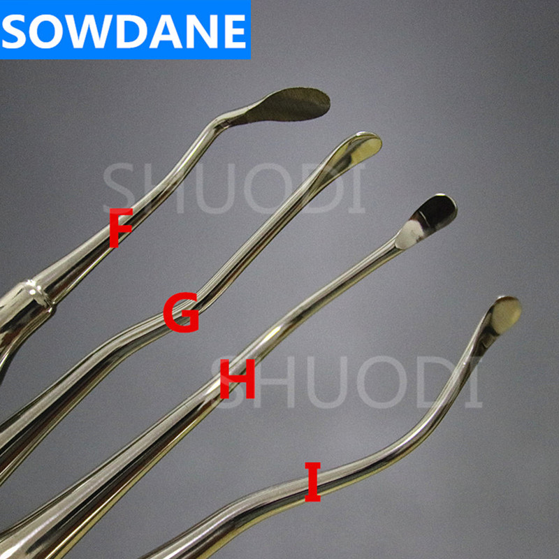 1 Piece Dental Implant Sinus Lift Lifting Elevator Instrument Tool Stainless Steel Double Ends