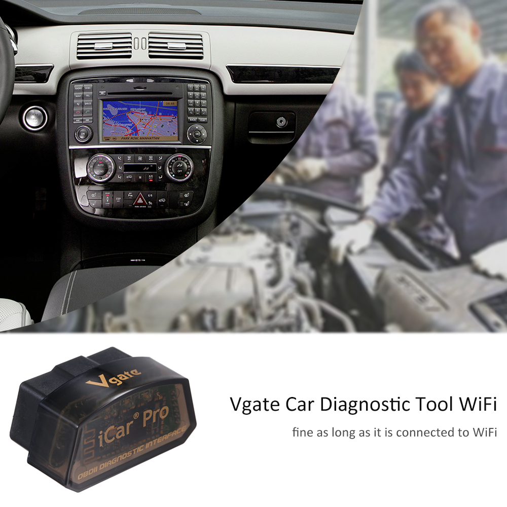 vgate icar pro obd2 scanner for android ios car diagnostic. Black Bedroom Furniture Sets. Home Design Ideas
