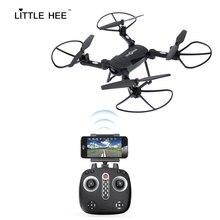 LITTLEHEE Mini font b Drone b font 2017 LH X24 WIFI 720P Remote Control Foldable Quadcopter