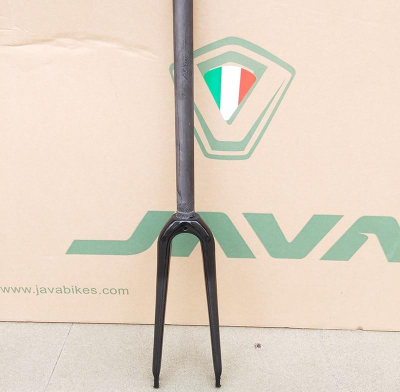 ФОТО 1pcs 451 3K Carbon Mini Velo Fork 20