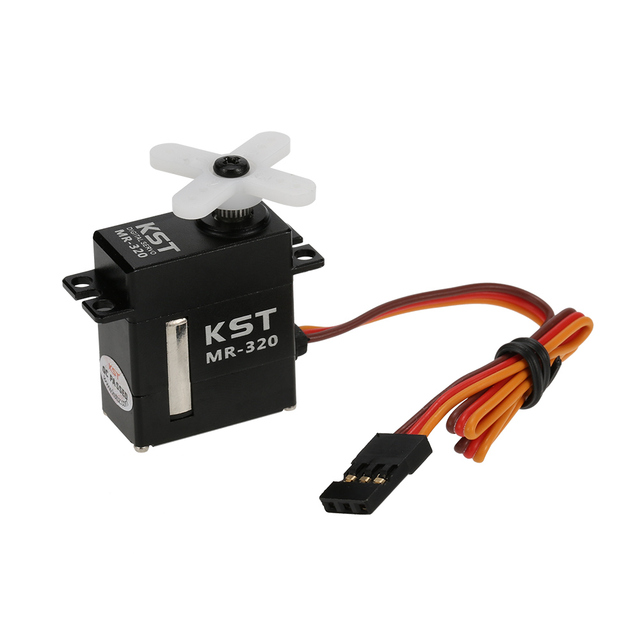 Original KST MR320 Kontaktlose Position Sensor Stahl Gear Digital ...