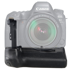 Image 2 - capsaver Vertical Battery Grip for Canon EOS 6D Mark II 6D2 6DII DSLR Camera Replacement BG E21 Battery Holder Work with LP E6
