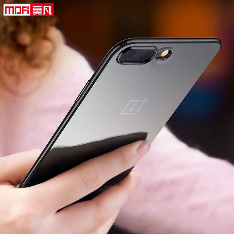 OnePlus5 Case OnePlus 5 Case Cover Silicone One Plus A5000 Ultra Thin Back TPU Funda Mofi Back Clear Coque OnePlus 5 Case