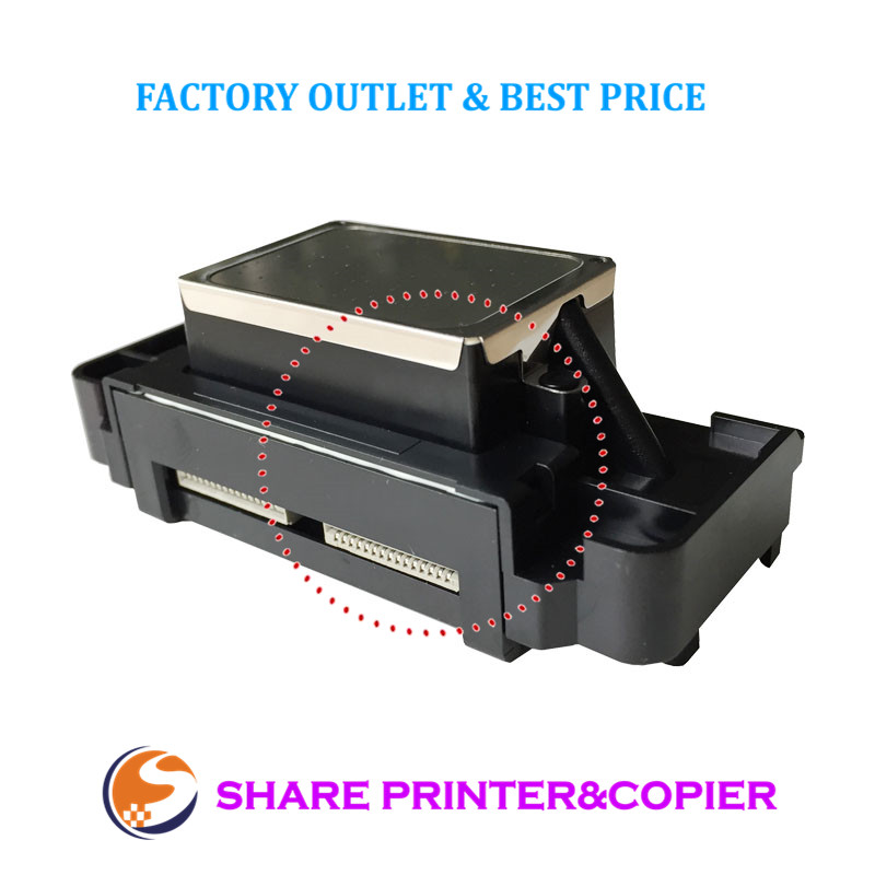 SHARE Printhead F166000 F151000 F151010 Printhead Print Head Printer head for Epson R200 R210 R220 R230 R300 R310 R320 R340 R350 цена