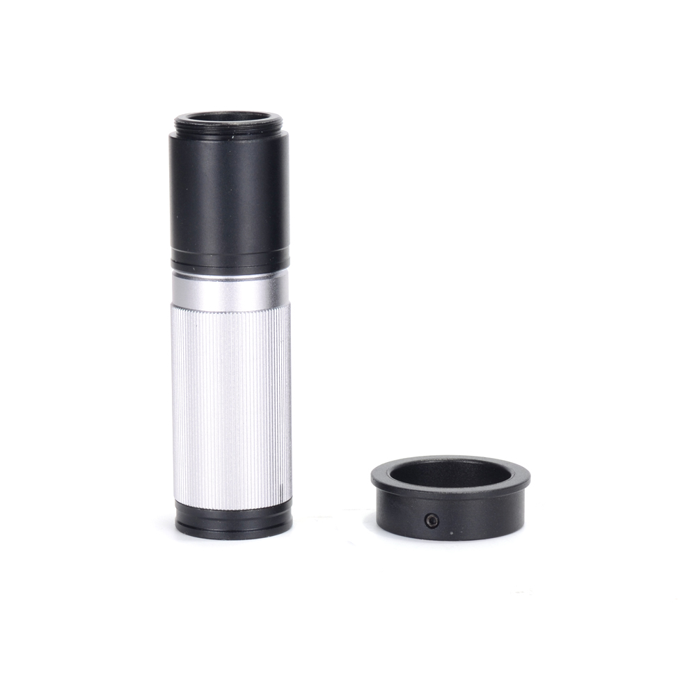 5X 150X Industrial Zoom Lens for Digital Microscope Camera C mount Lens with High working distance