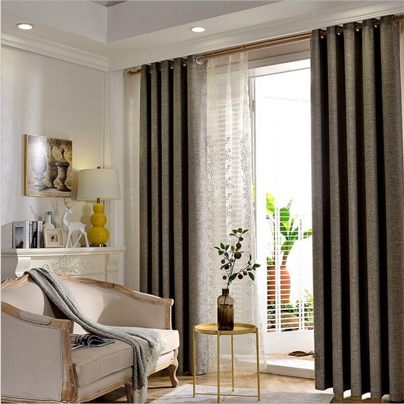 byetee cocina cortinas para la sala de estar moderna sala de estudio dormitorio cortinas