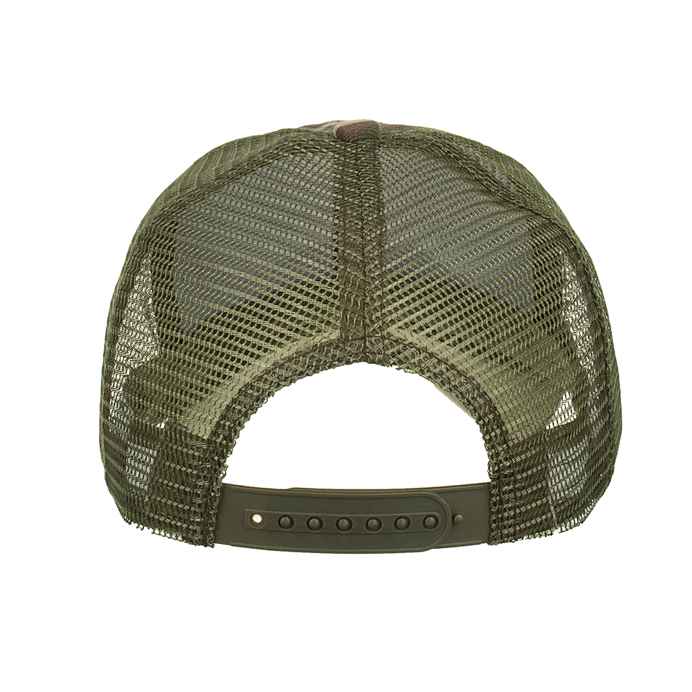 30d83b57b0c Mesh Trucker Cap Camo Baseball Hat Classic Style Men Camouflage Spring  Summer