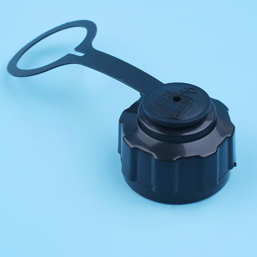 Gas Fuel Tank Cap For Robin NB411 EC04 CG411 BG411 EC025 EH035 40.2CC 49CC Brushcutter Trimmer Black Good Quality
