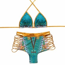 Sexy Micro Bikinis Women Bikini 2017 Swimsuit Low Waist Bathing Suit Push Up Swimming Suit Beach
