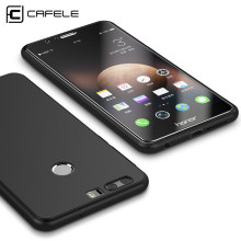 CAFELE Luxury Soft Case for Huawei Honor 8 Foldable TPU Case for Huawei Honor 8 Ultra Thin Light Wighted Transparent Cover(China)