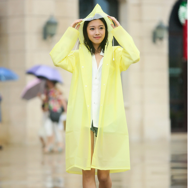 Aliexpress.com : Buy Raincoat Outdoor Adult Long Section of Men ...