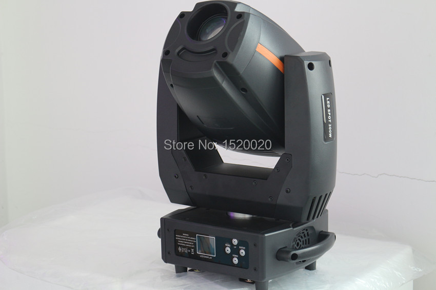 300W LED Spot moving head gobo light dj lighting for theater, studio, nightclubs and discos club wedding event party show