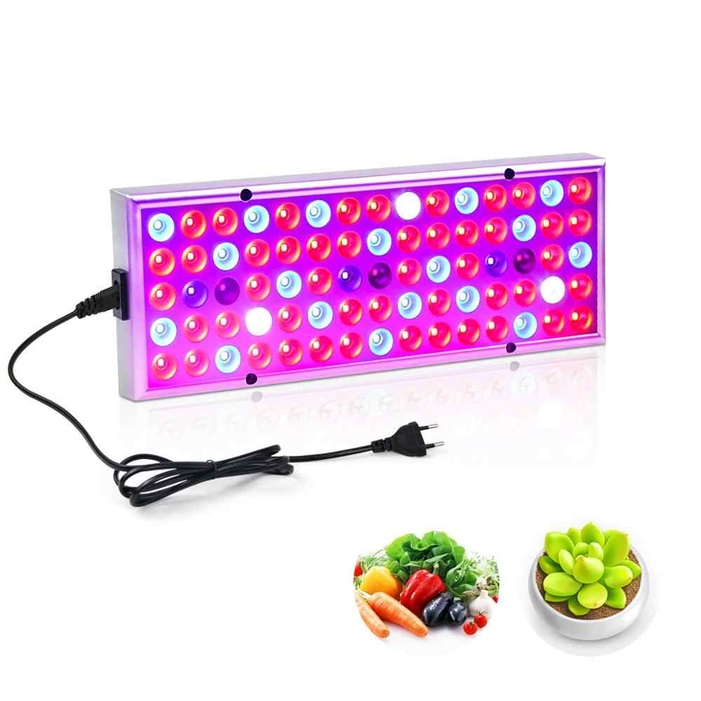 Full Spectrum 110V 220V LED Plant Grow Light Fitolampy Phyto Lamp For Indoor Garden Plants Flower Hydroponics Grow Tent Box