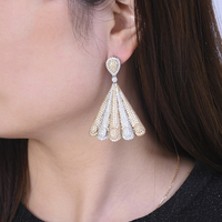 missvikki 2019 Hot New Fashion Jewelry Women Statement Earrings Trendy Accessories Women Holiday Party Jewelry High Quality