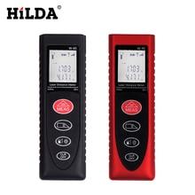 Cheaper HILDA 40/60M Handheld Digitale Laser Meter Range Finder Diastimeter Afstand Gebied Volume Meting Hoge Precisie Afstandsmeter