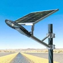 60 Вт Светодиодный уличный фонарь на солнечной батарее, водонепроницаемый светильник с датчиком, садовый солнечный светильник, светильник для улицы, настенный светильник, Luz Solar Led Para Exterior