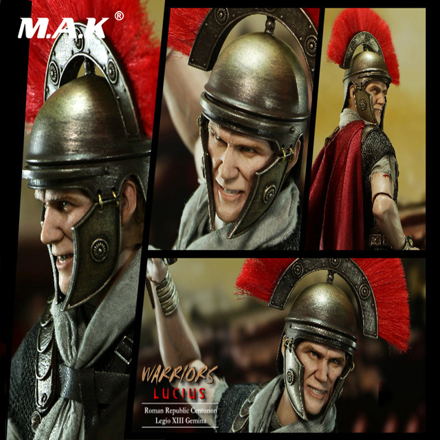 1/6 Roman Republic Warriors Lucius Collectible Figure Model Toys