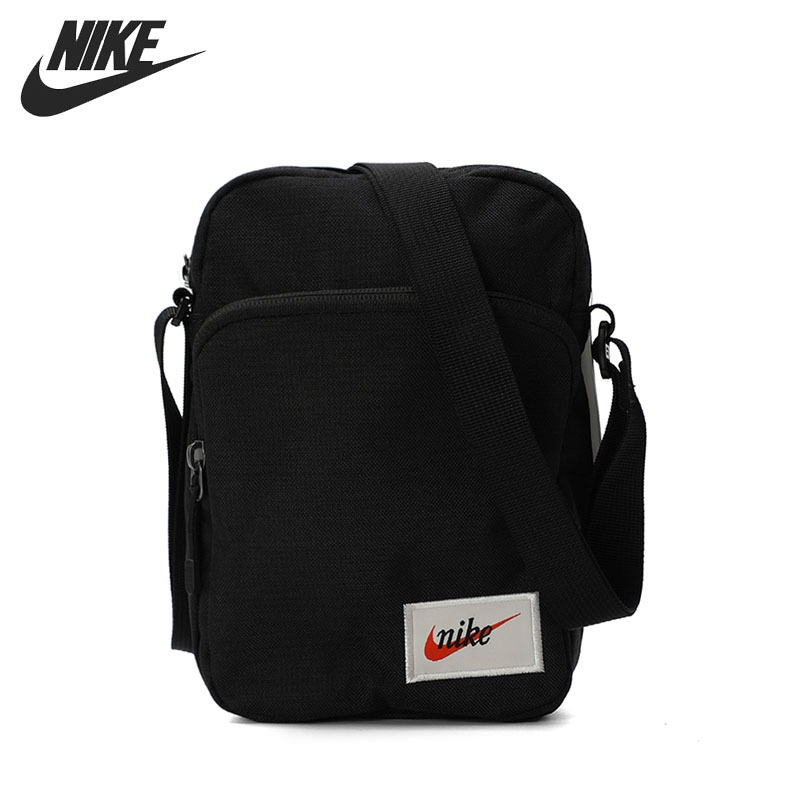 a8167364ce Original New Arrival NIKE HERITAGE SMIT - LABEL Unisex Handbags Sports Bags