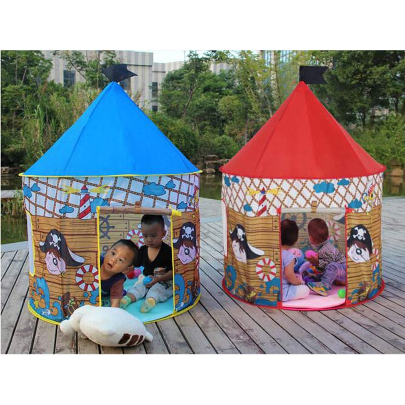 Baby Playpen Christmas Gift Cute Children Kids Play Tent Toy Game House Palace Baby Beach Tent Sun Shade Tent Baby 63a 4p mcb type automatic transfer switch intelligent dual power ats