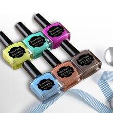 BORN PRETTY 15ml Nail Art Stamping Polish Manicure Nail Art Plate Printing Lacquer Stamp Varnish Decoration 24 Colors