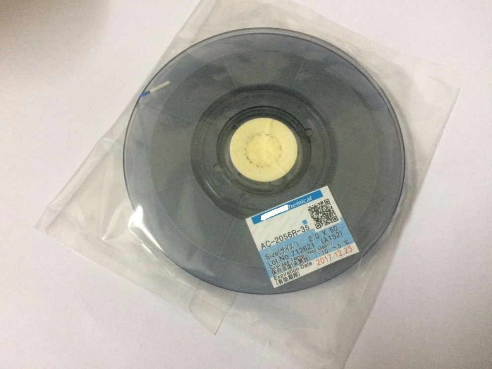 Original ACF AC-2056R-35 PCB Repair TAPE 2MM*50M New Date рубашка мужская dan jieshi dj192 2015