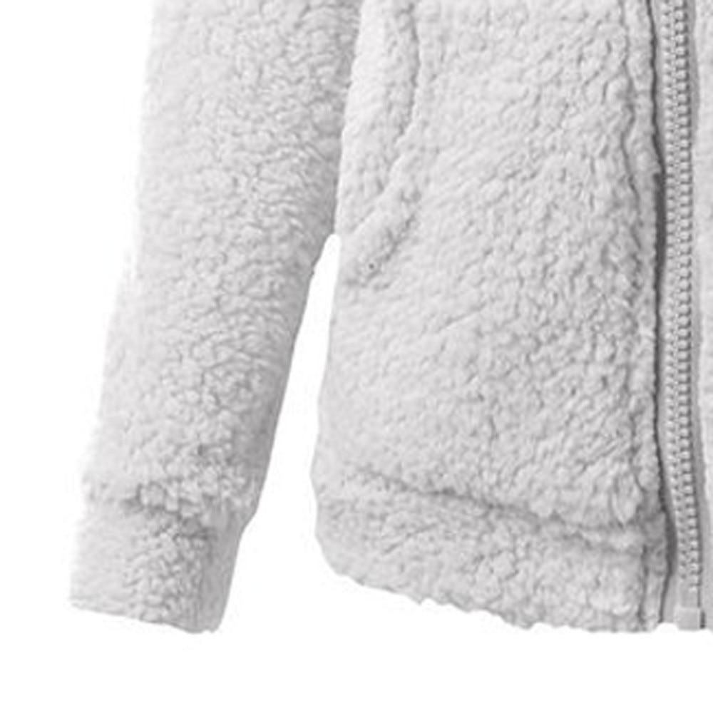 HTB1huVAX5YrK1Rjy0Fdq6ACvVXa9 Women Solid Color Coat Thicken Soft Fleece Winter Autumn Warm Jacket Hooded Zipper Overcoat Female Fashion Casual Outwear Coat