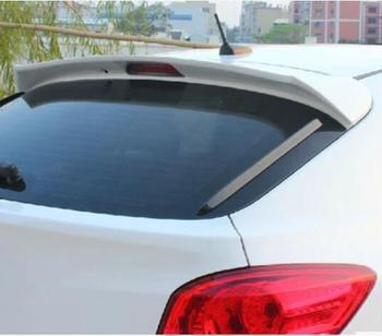 JIOYNG ABS non peint voiture aile arrière coffre lèvre spoiler convient pour Chevrolet Cruze Hatchback 2009 2010 2011 2012 2013 2014 2015