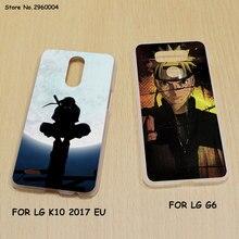 Naruto Sasuke Uchiha Phone Case for LG G6/G5/G4/K8/K10/K5/V10/V20 (15 Styles)