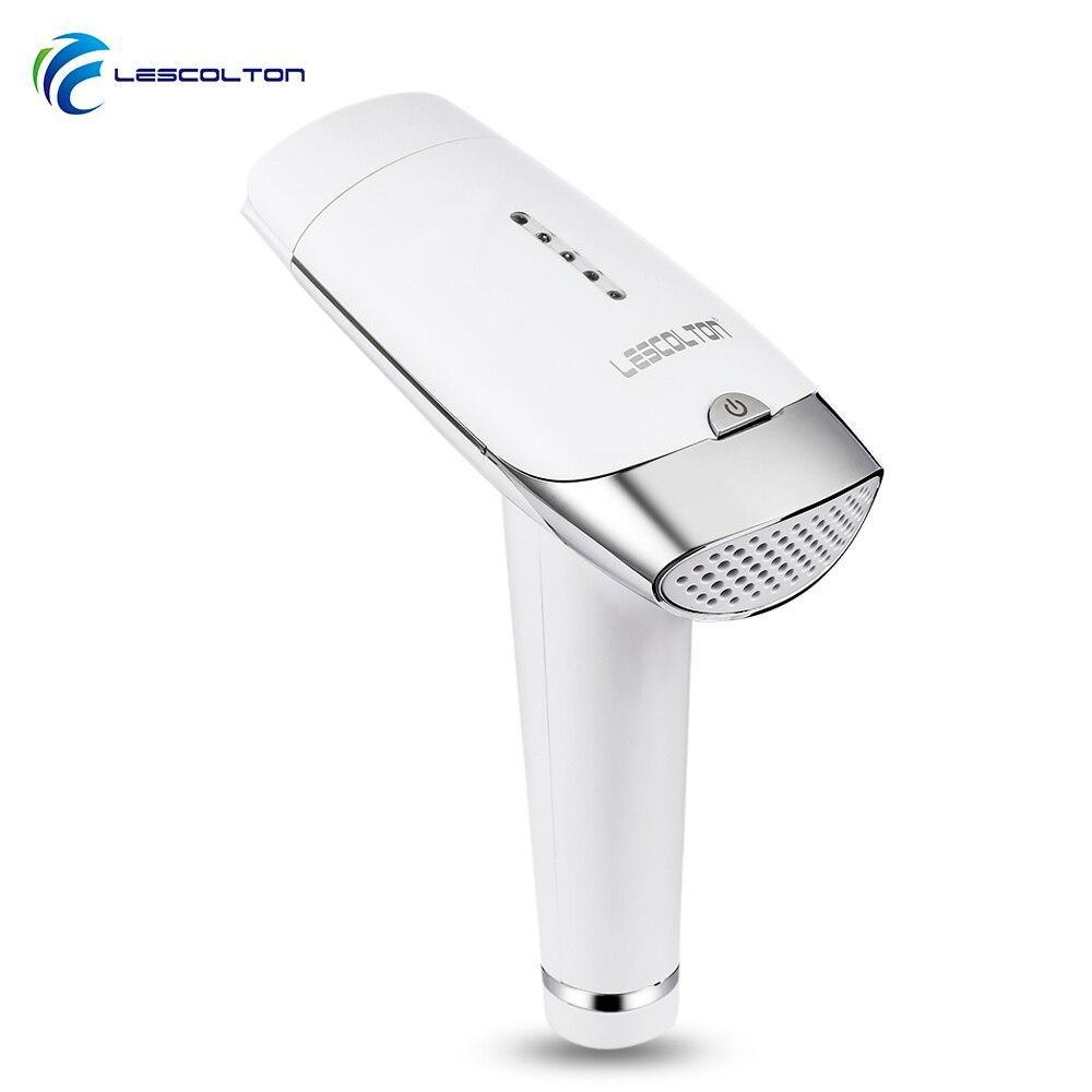 LESCOLTON T009 300000 импульсов 2 в 1 Электрический IPL лазерный эпилятор удаления волос на теле бикини постоянный Depilador депиляция машины