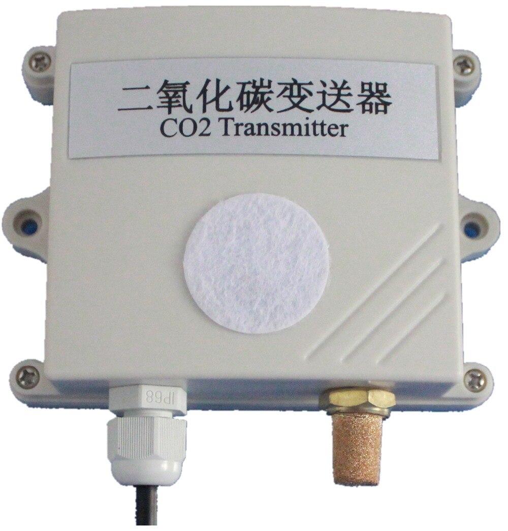 CO2 greenhouse carbon dioxide analog transmitter sensort
