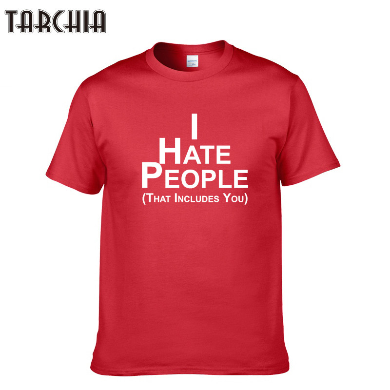 TARCHIA T Shirt Men Brand Fashion 2018 Tshirt Homme Mens Letter Print Casual Slim Fitness Tees Shirts Tops Tee Bodybuilding
