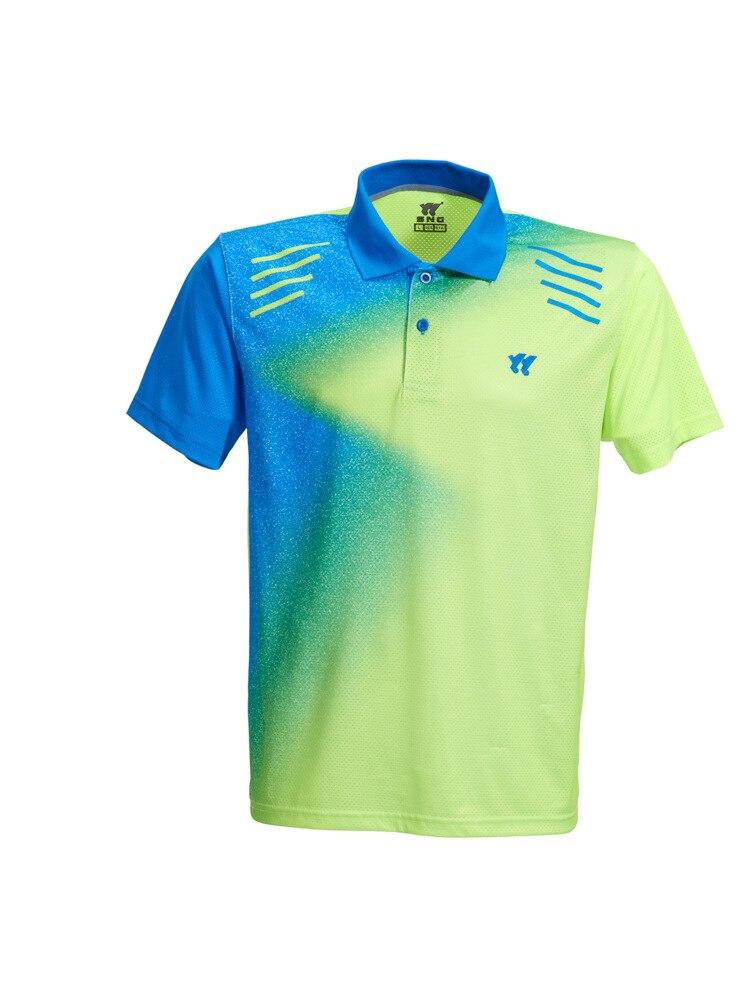 Бесплатная доставка Для женщин/мужчин Бадминтон команда Трикотажные изделия, Для женщин теннис одежда рубашка, настольный теннис одежда те...