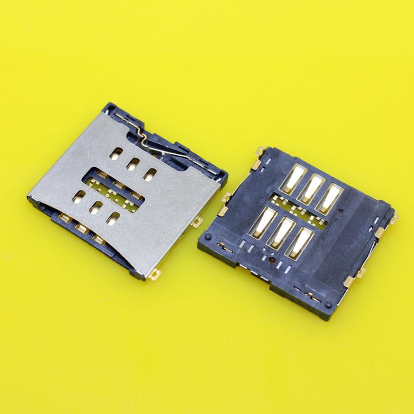 cltgxdd KA 176 New SIM Card Reader Connector Socket Holder