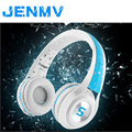 NEW BT502 Portable Wireless Stereo Bluetooth Heaphones Heavy Bass Foldable headphones Applied to smartphone Tablet PC Laptop
