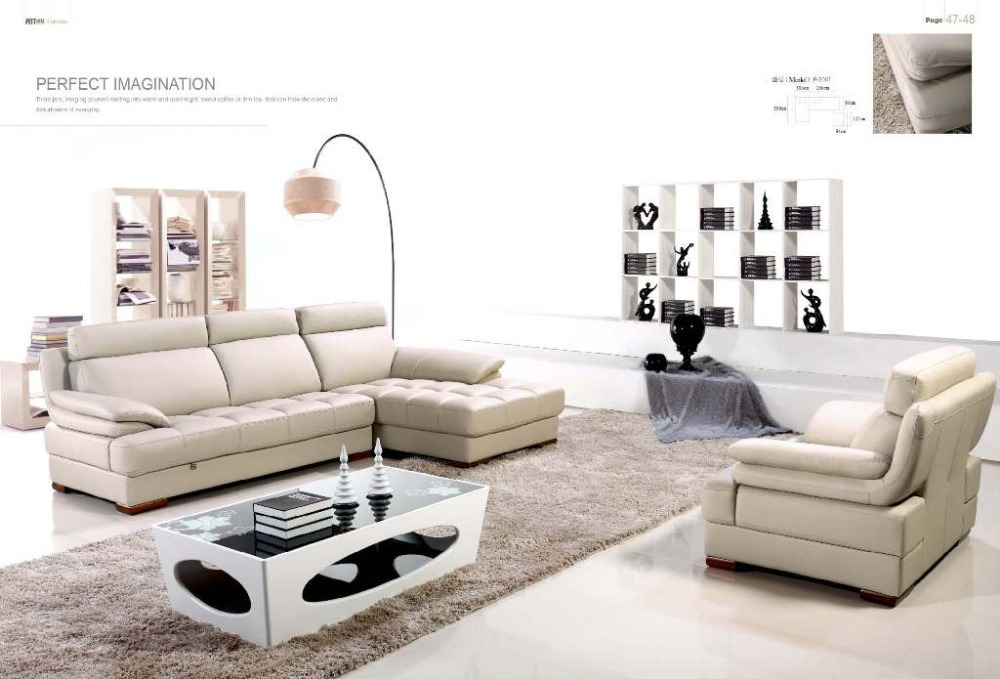 Best Price Living Room Furniture Wall Decor Cheap Sale Custom Chesterfield Sofa French Style Antique Genuine Real Leather Wooden In Sofas From