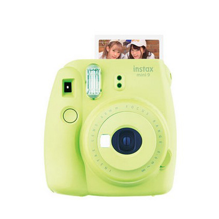 Instax mini9 an imaging camera, photo printer, phase machine, mini8 upgrade, mini pocket printer handheld photo printer-in Printers from Computer & Office    2