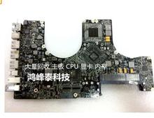 820-2610-A Faulty Logic Board For Apple MacBook Pro 17″ A1297 K20 MB604 MC226 repair