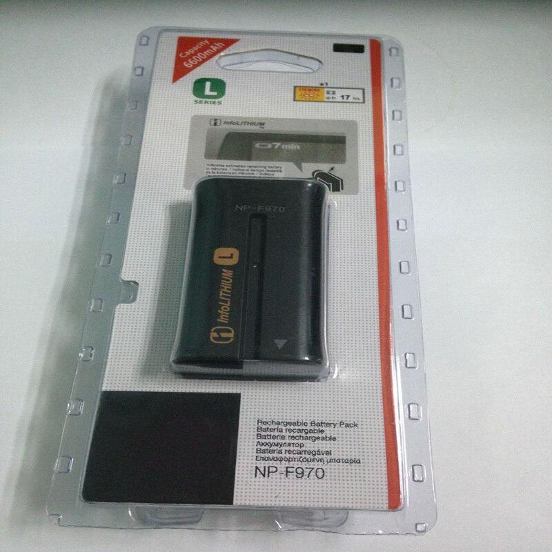 Np-f970 NP F970 аккумулятор для оригинальной камеры SONY F950 F960 F770 MC1500C 190 P 198 P F950 MC1000C HD1000C V1C Z5C Z7C PD198P