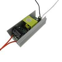 AC85V-265V 100 w doprowadziły sterownik 100 w led chip diy doprowadziły rosną światła powodzi światła lampy wysokiego składowania