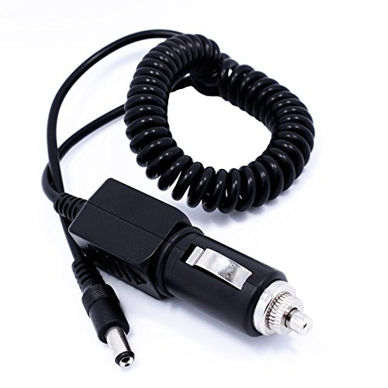 BAOFENG UV-5R Car Charger Cable Line 10V Output For pofung uv5r uv-5re portable Radio BF-F8HP UV-82 uv82 GT-3 Walkie Talkie
