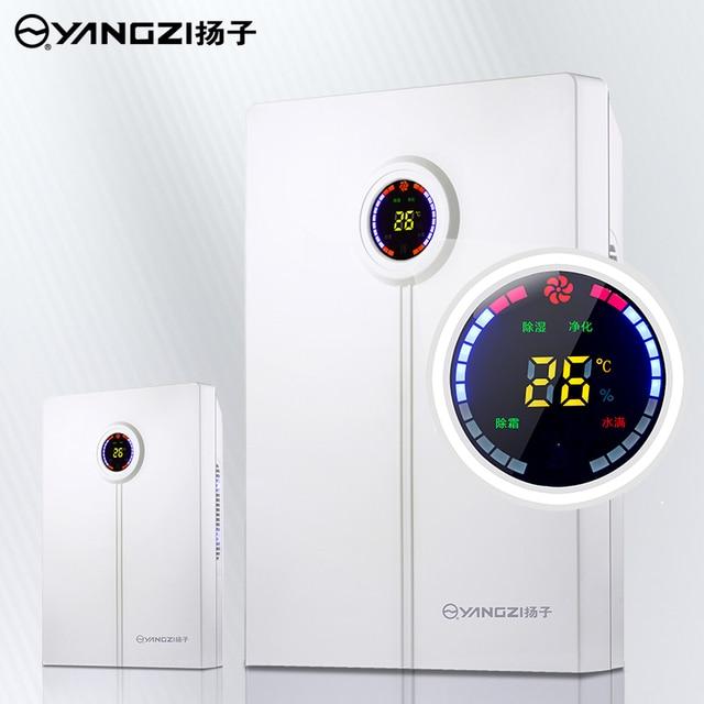 Mini Luftentfeuchter TEC Reinigung Von Luft 2L LED Hause ...