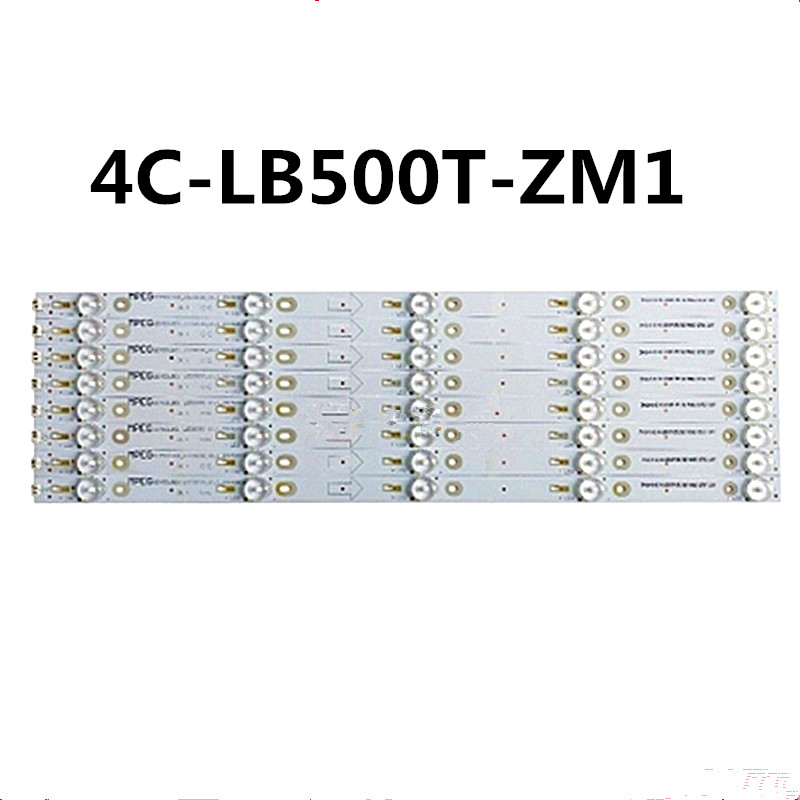 0114 Led Bar Light For Tcl L23f3200b Backlight Sled Smme230bmm002 L33 Hf Rev01 1pcs=33led 29.80cm