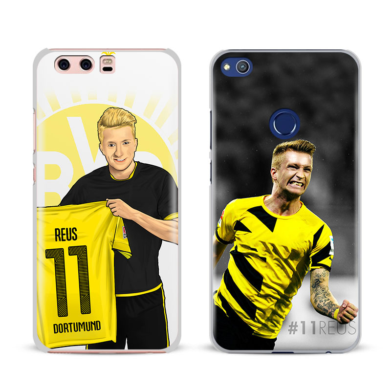 Marco Reus Coque Cool Cover Shell For Huawei P8 9 10 Lite 2017 Honor ...